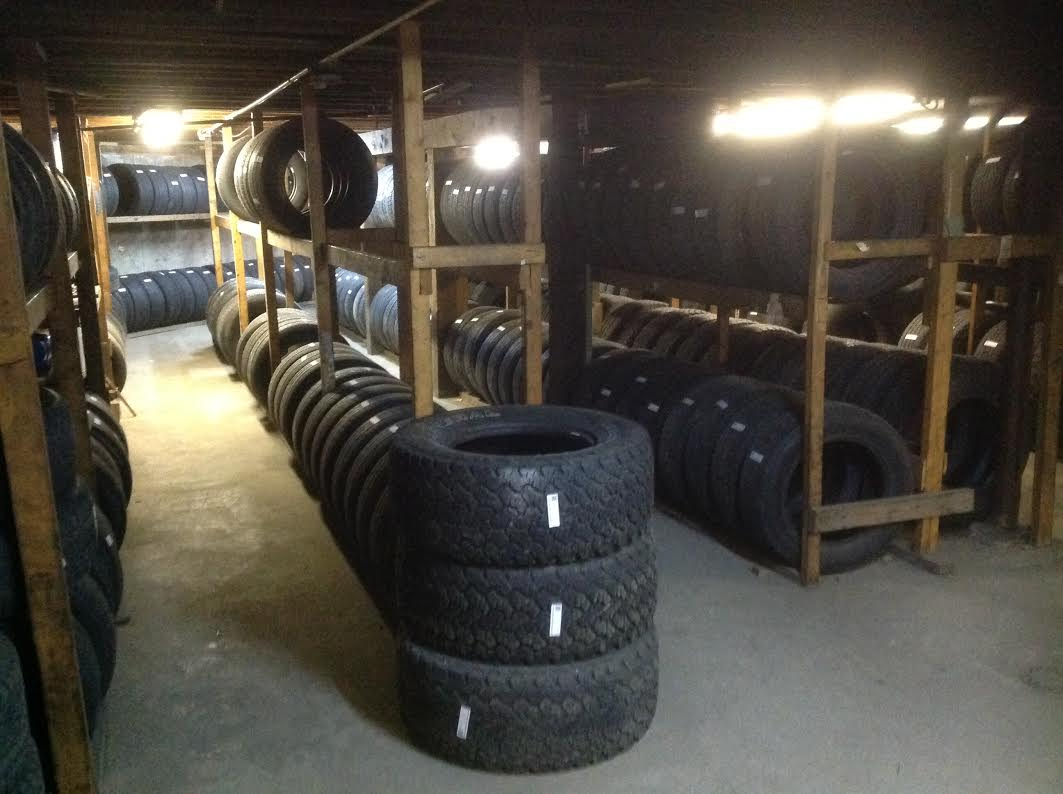 used tires and used snow tires