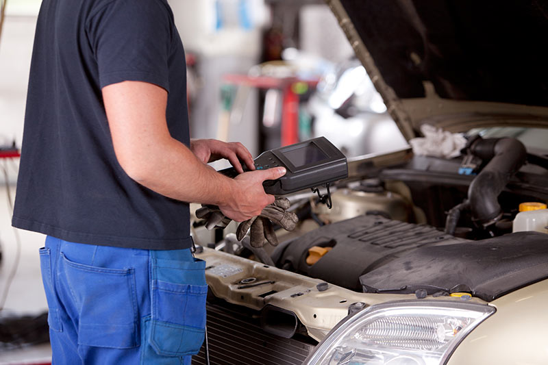 car maintenance and diagnostics
